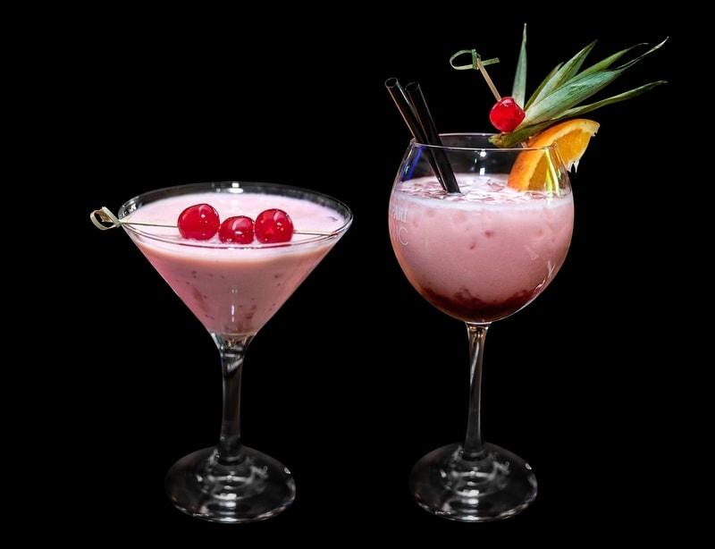 Principales cinco bebidas sin alcohol