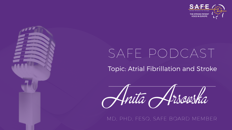 Podcast #5 – Atrial Fibrillation and Stroke