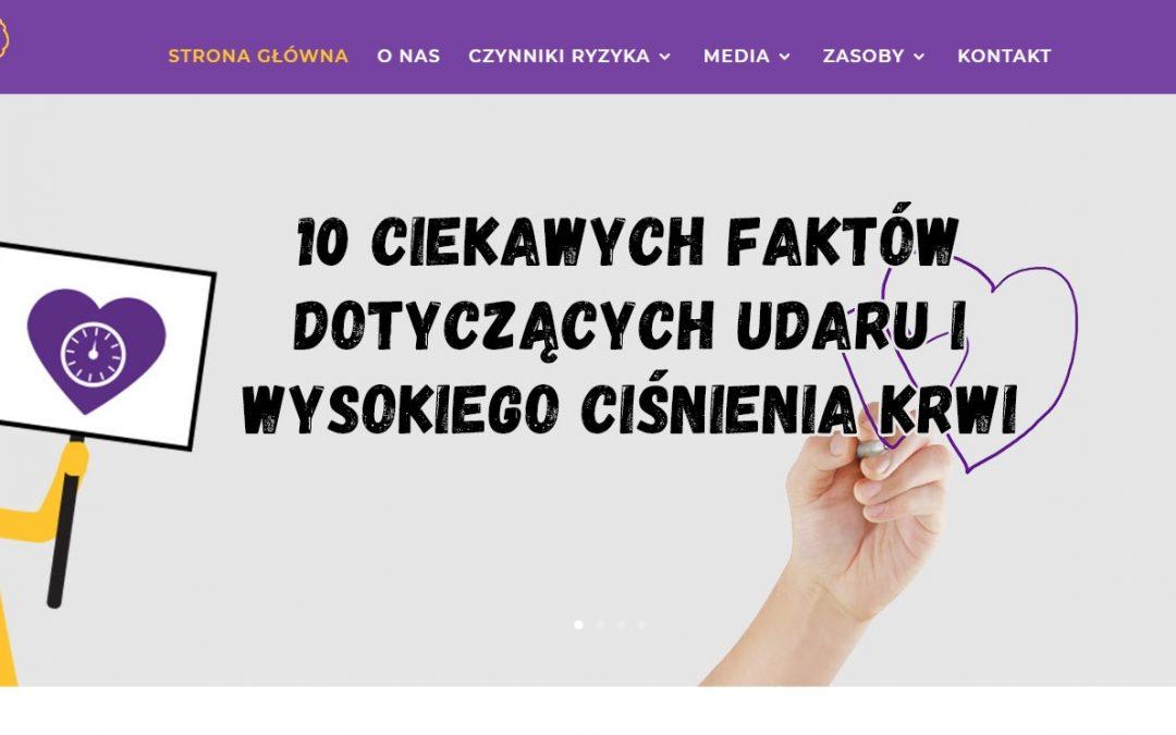 SAFE URUCHAMIA SERWIS INTERNETOWY DOTYCZĄCY PROFILAKTYKI UDARÓW